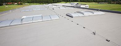 ipari tető felújítás